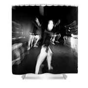 Stage Zoom - 1 Shower Curtain
