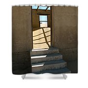 Stairs To The Sky Shower Curtain