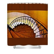 Stairway In Cabo Shower Curtain