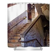 Stairway To Yesterday Shower Curtain