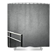 Stairwell Shower Curtain
