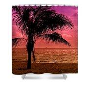 Standing - Jersey Shore Shower Curtain