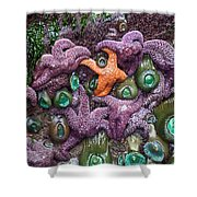 Standing Out Shower Curtain
