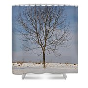 Standing Tall Shower Curtain