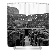 Stands The Test Of Time Shower Curtain