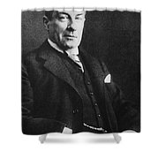Stanley Baldwin, English Politician Shower Curtain by Photo Researchers