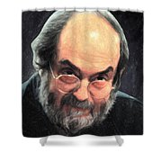 Stanley Kubrick Shower Curtain