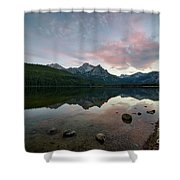 Stanley Lake Shower Curtain