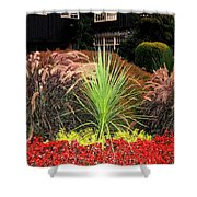 Stanley Park Gardens Shower Curtain