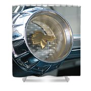Star Chief Steering Shower Curtain