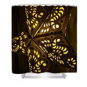 Star Light Shower Curtain