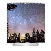 Star Light Star Bright Shower Curtain