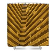 Star Story Shower Curtain