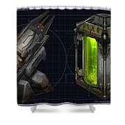 Star Wars The Old Republic Shower Curtain