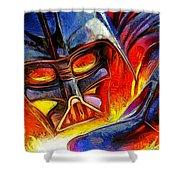 Star Wars Your Turn Shower Curtain