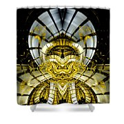 Stargate Electra Shower Curtain