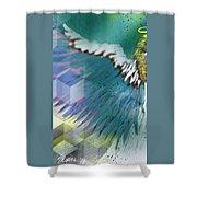 Stargroove 1 Shower Curtain