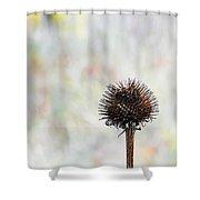 Stark Beauty Shower Curtain