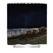 Starlight View Shower Curtain
