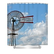 Starmill Shower Curtain