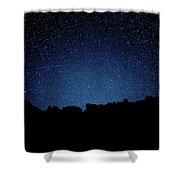 Stars Above Shower Curtain