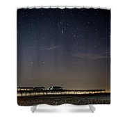 Stars Over The Fy8 Shower Curtain