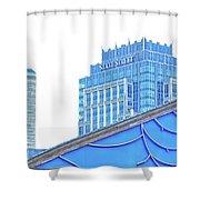 State Street  Shower Curtain