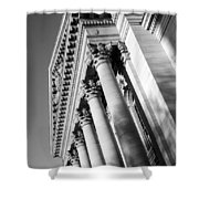 Stately Colonnade Shower Curtain