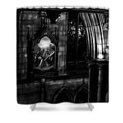 Stations Of The Cross Shower Curtain