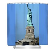 Statue Of Liberty 1 Shower Curtain