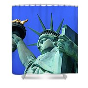 Statue Of Liberty 11 Shower Curtain