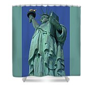 Statue Of Liberty 12 Shower Curtain