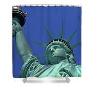Statue Of Liberty 15 Shower Curtain