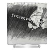 Steady Shower Curtain
