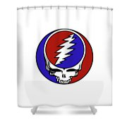 Steal Your Face Shower Curtain