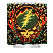 Steal Your Face Special Edition Shower Curtain