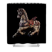 Steed Shower Curtain