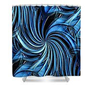 Steel Whirlpool Shower Curtain