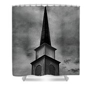 Steeple Shower Curtain