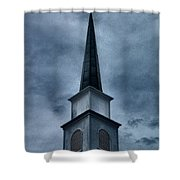 Steeple II Shower Curtain