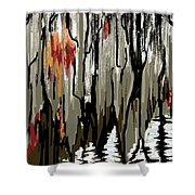 Steinhatchee, Florida Shower Curtain