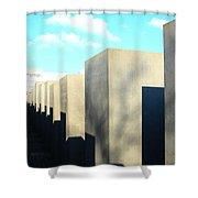 Stelen Shower Curtain