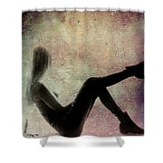 Step Up Shower Curtain