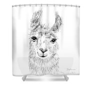 Stephanie Shower Curtain