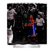 Stephen Curry Sweet Victory Shower Curtain