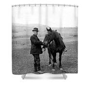 Stephen Mather (1867-1930) Shower Curtain
