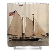 Stephen Taber Shower Curtain