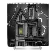 Stephenville Home Shower Curtain