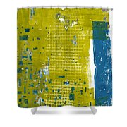 Stepping Stones 1 Shower Curtain