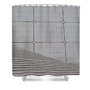 Steps IIi Shower Curtain